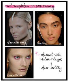 Fashionweek-2013 brow, highlight