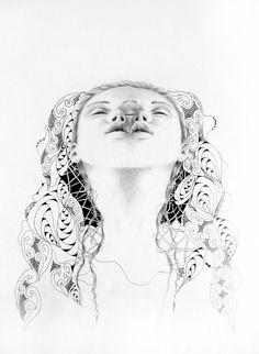 Annika Sylte of Norway created this piece using the Artograph LightPad 950, pencil and ink her created thoughts! Very intricate stuff. https://www.facebook.com/TheArtOfAnnika