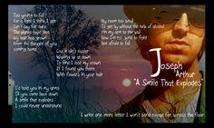 Joseph Arthur - A Smile That Explodes Lyrics   MetroLyrics