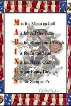 M A R I N E sonth marin, militari, semper fi, semperfi, usmc, marin corp