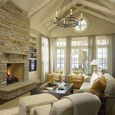 transom windows, living rooms, family rooms, beam, live room