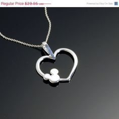 disney jewelry mickey mouse, mickey necklace, mous necklac, disney heart, disney necklace, mickey mouse jewelry, heart necklac, mickey mouse necklace, disney jewelri