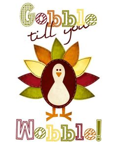 gobble friends, coffee, holidays, gifts, blog, thanksgiv printabl, laughter, david boreanaz, parti