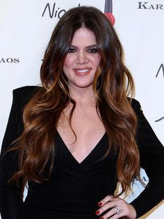 Should Khloe Kardashian try a new hairstyle?