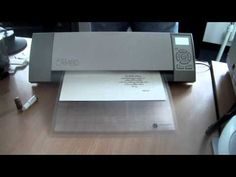Silhouette Cameo Hands on