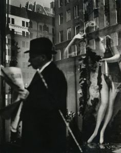 Lisette Model, New York  (liquidnight)