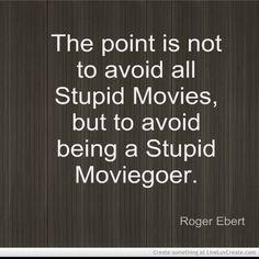 Roger Ebert RIP 4/4/13