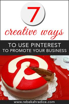 7 creative ways to use Pinterest.