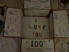 100 reasons care package