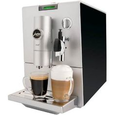 Overview of the Jura-Capresso ENA5 Automatic Coffee and Espresso Center
