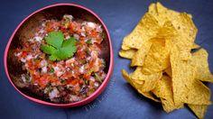 Fat Free Shrimp Salsa - The Londoner