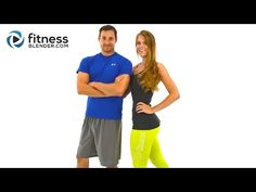 Day 1: Fitness Blender's 5 Day Workout Challenge to Burn Fat & Build Lean Muscle