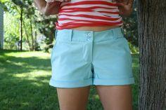 free short, sew, patterns, free pattern, imagin gnat, owli babi, shorts, summer short, short pattern