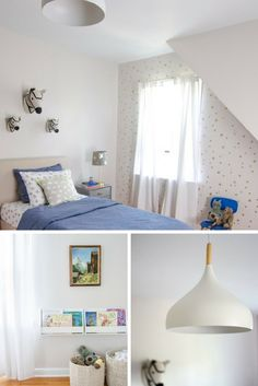 Boy's Room Makeover