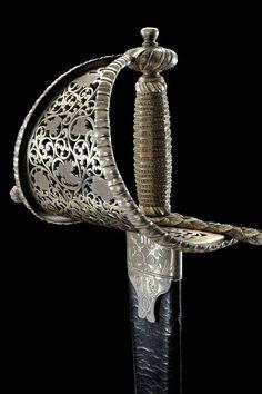 A beautiful left hand dagger, Italy, ca. 1820