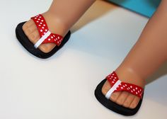 doll sandals