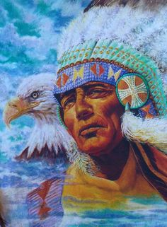 Native American art.