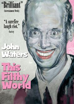 Join The Inn and Spa at Loretto and The Santa Fe Independent Film Festival on Saturday, October 19th for a special evening with John Waters, the created of Crybaby and Hairspray.