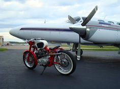 Honda- bobber