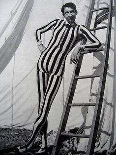 Wild about stripes