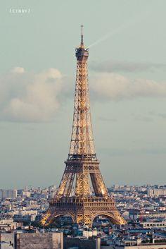 La Tour Eiffel Paris, France