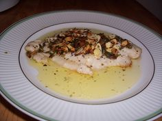 Broiled Flounder Ama
