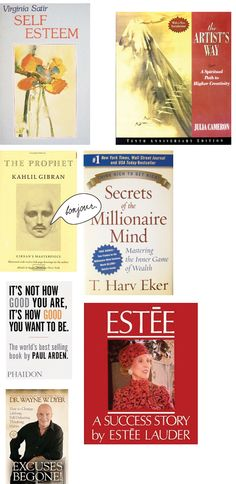 Business books and more.
