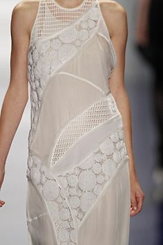 Vera Wang Spring 2014 RTW Collection