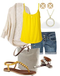 Spring outfit by leiton13 on Polyvore