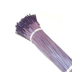 Dyed Pine Needles Violet Purple for Pine Needle by midnightcoiler