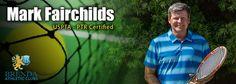 Check out Tennis Director Mark Fairchilds.