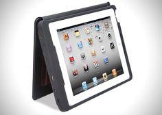 Solar Charging Case for Apple iPad