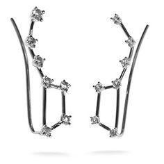 ThinkGeek :: Constellation Earrings