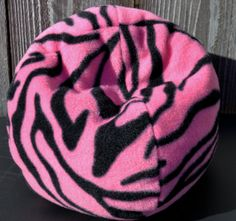 American Girl Doll Furniture  Bean Bag Pink by ThreadsAndSplinters, $13.50 doll tag clothing pattern used.