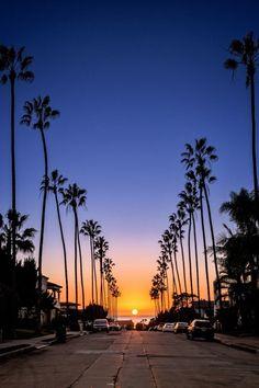 San Diego, California...