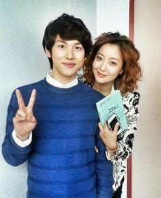 ZE:A's Siwan is in awe of Kim Hee Sun's beauty