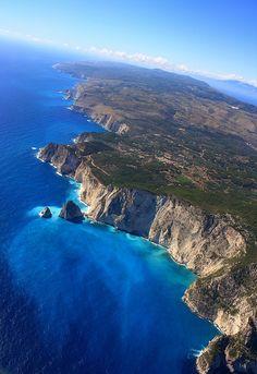 Zakynthos sandy beaches, zakyntho island, greec zant, greece, islands, flowers, underwater world, deep blue, blues