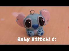 Baby Stitch Tutorial ♛ ; Polymer Clay Marathon {3} ! - YouTube