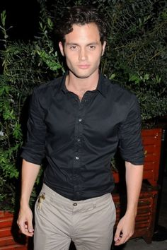Penn Badgley spotted in New York City