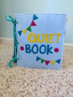 If These Walls Could Speak: Jack's Quiet Book - revealed!