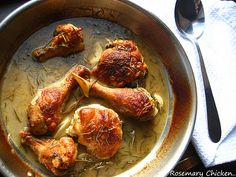 Home Cooking In Montana: Rosemary Chicken...
