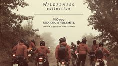 Wilderness Collective: Trip 000 by Process Creative. Wilderness Collective is a company that exists to lead men on legendary adventures. The WC-000 Beta expedition was a 334 mile journey from Sequoia National Forest to the legendary Yosemite valley. Watch the story unfold as 14 men find their way through the foothills and high mountain passes on dual-sport motorcycles.: www.WildernessCollective.com animals, motorcycl, adventur moto, drinking, trip 000, band of brothers, cocktails, wilder collect, crafts