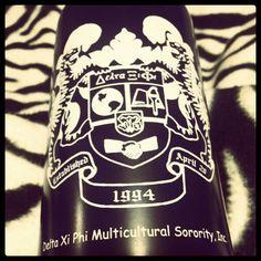 Delta Xi Phi crest #DXP #XiPhi #DeltaXiPhi #multicultural