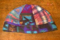 Fleece Hats Sewing Pattern