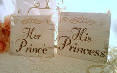 Wedding Chair Signs CRYSTALS Fairytale Wedding Decor, Cinderella Weddings, GOLD Wedding Tiara ROYAL Weddings  #NutsDotCom @Ann Hite-massey.com #wedding