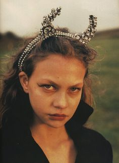 Bejeweled Horn Headband | M&J Trimming