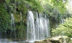 Kursunlu Waterfalls  Photo - Kursunlu Waterfalls, Antalya, Turkey