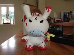 Any other Kidrobot people out there?? Adult toys - but not naughty.