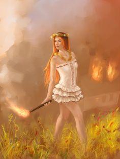 arson is fun by *algenpfleger on deviantART