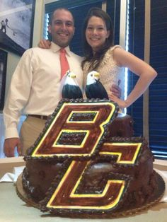 Another #BCmatch moment #congrats. MT @paulschiavone Eagles on the marriage path! #ForBoston